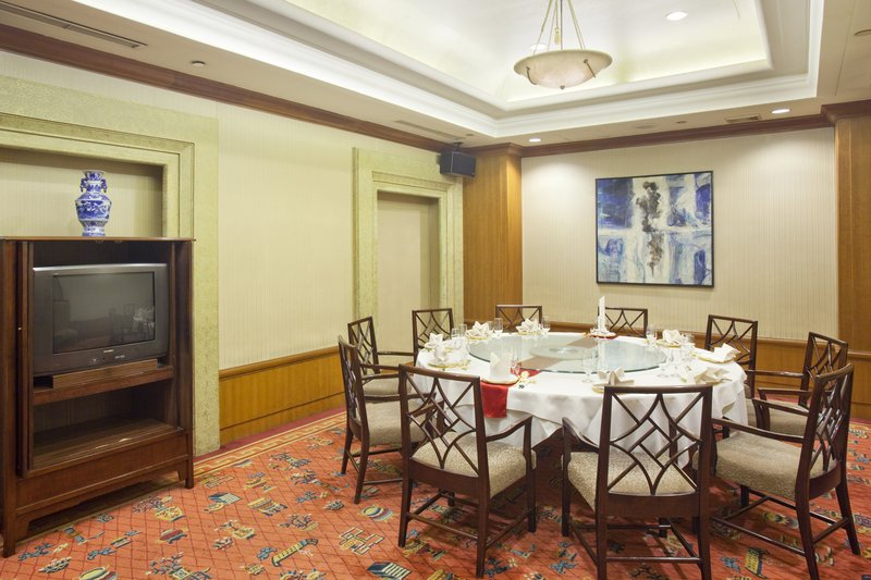 Crowne Plaza Hotel Shenyang Zhongshan Gastronomie