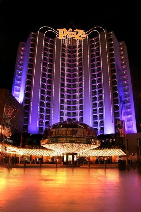 plaza hotel & casino one main street las vegas nv 89101