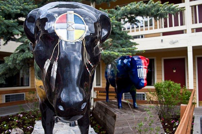 Painted Buffalo Inn - Jackson, WY