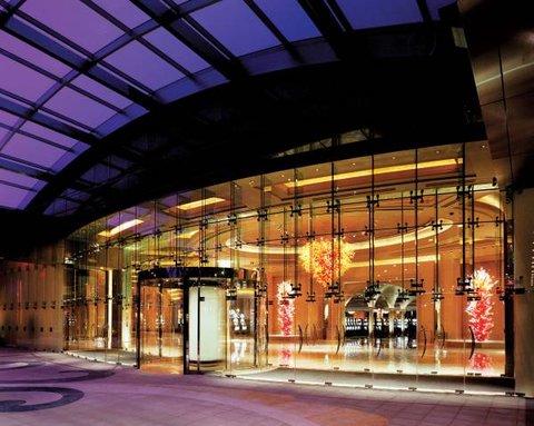 Borgata Hotel Casino and Spa - Hotel Exterior