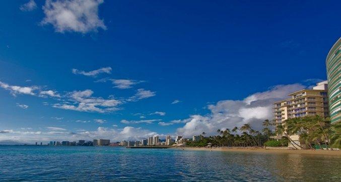 New Otani Kaimana Beach Hotel - Honolulu, HI