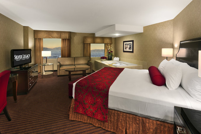 Silver Legacy Hotel - Reno, NV