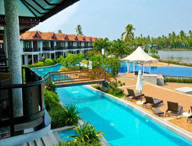 Ramada Resort Cochin - Pool View