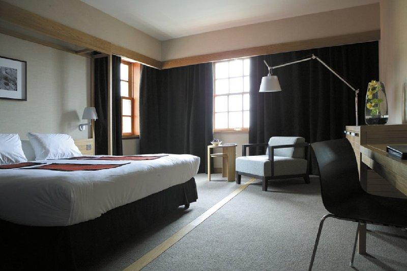 Radisson Blu Hotel Edinburgh Widok pokoju