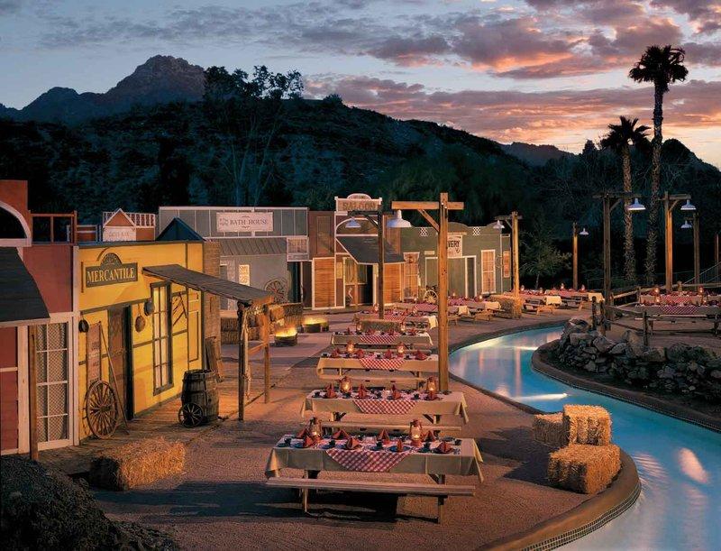 Pointe Hilton Squaw Peak Resort Vue extérieure