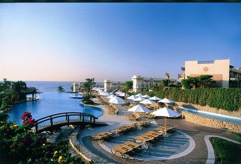 艾爾薩拉姆沙姆沙伊赫詩克酒店 - Swimming Pool And Terrace