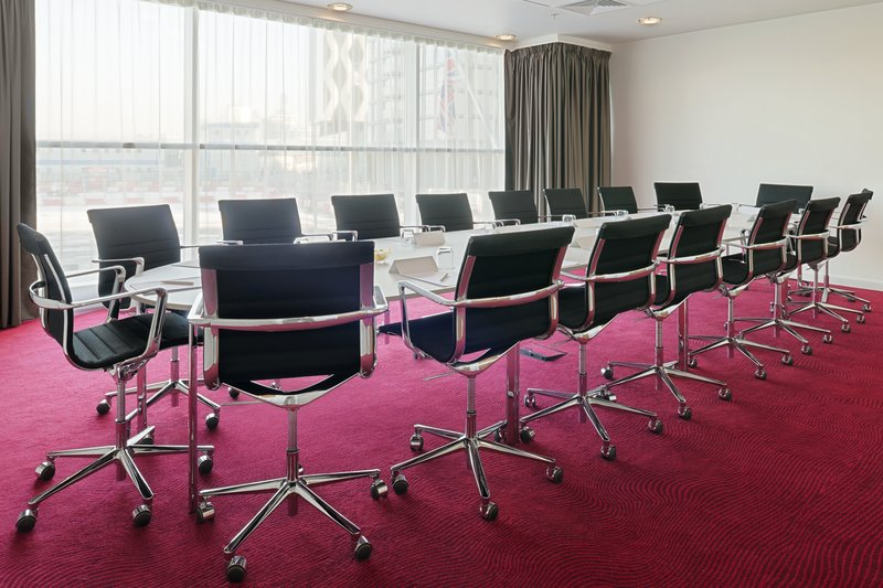 Holiday Inn Manchester Mediacity UK Meeting room