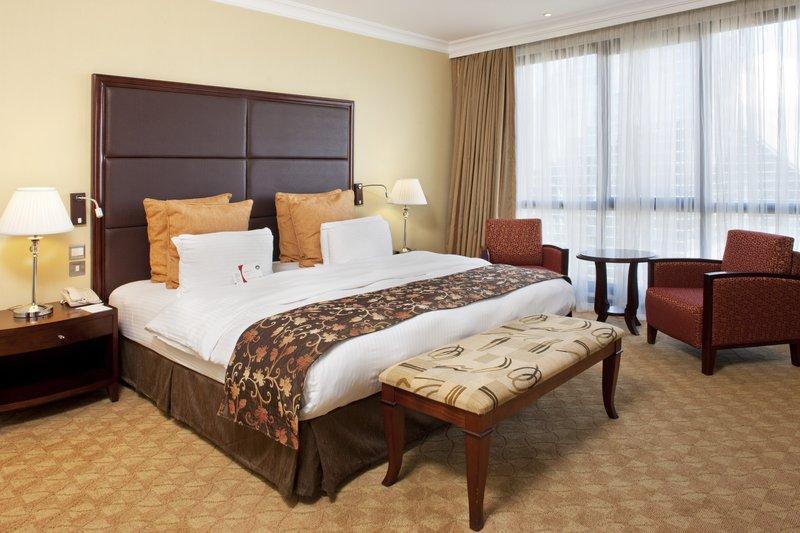 Crowne Plaza Hotel Nairobi View of room