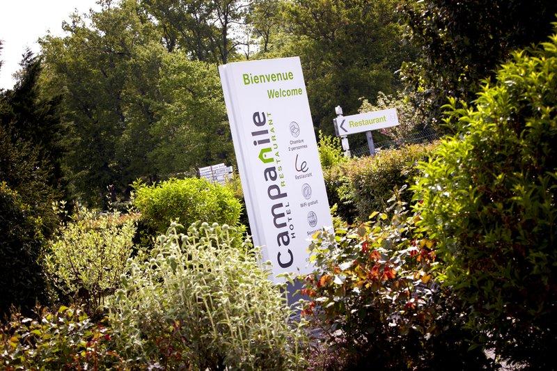 Campanile- Bordeaux- Artigues- Moulinat Vista exterior