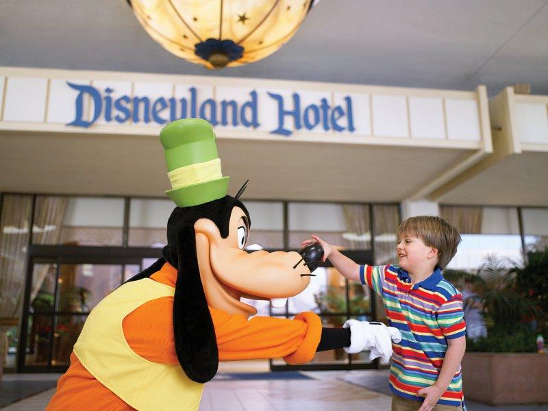 Disneyland Hotel - Anaheim, CA
