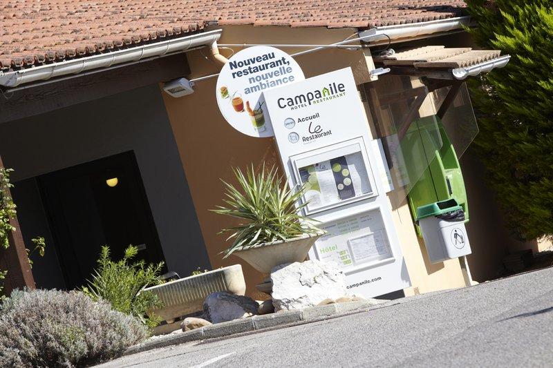 Campanile - Marseille - Vitrolles Griffon Außenansicht
