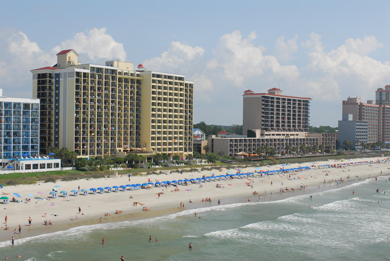 Compass Cove Oceanfront Resort Myrtle Beach Hotels - Myrtle Beach, SC