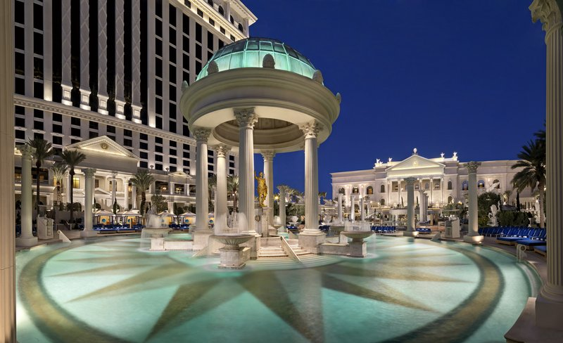 Caesar's Palace Wedding Svc - Las Vegas, NV
