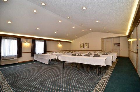 BEST WESTERN Cantebury Inn & Suites - Meeting Room
