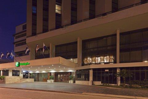 Holiday Inn GUATEMALA - Entrance