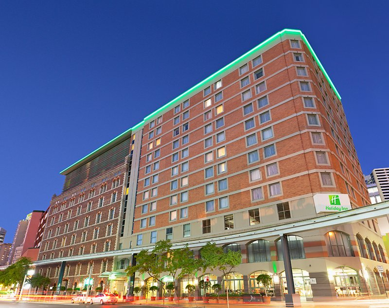 Holiday Inn Darling Harbour Вид снаружи