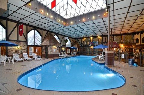 BEST WESTERN Cantebury Inn & Suites - Indoor Pool