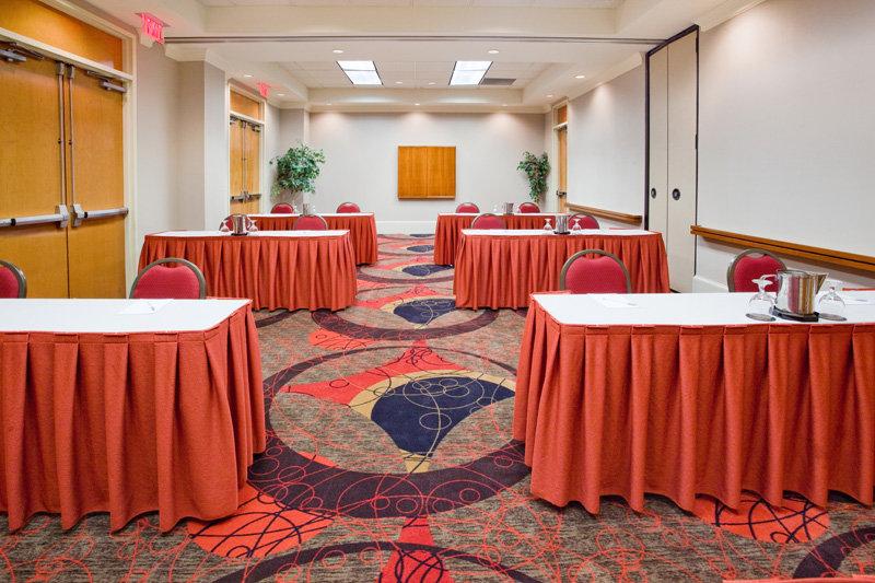 Hampton Inn & Suites Atlanta-Downtown Konferenciaterem