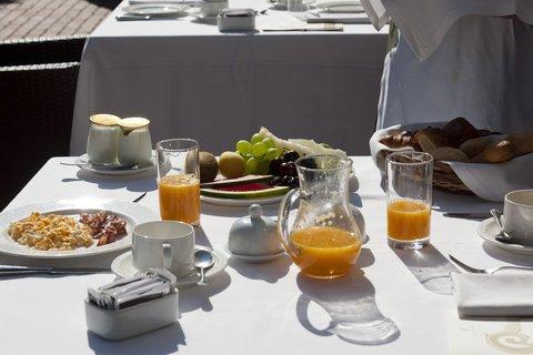 Villa Soro - Breakfast