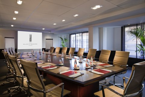 Hotel Majestic Barriere - Meeting Room
