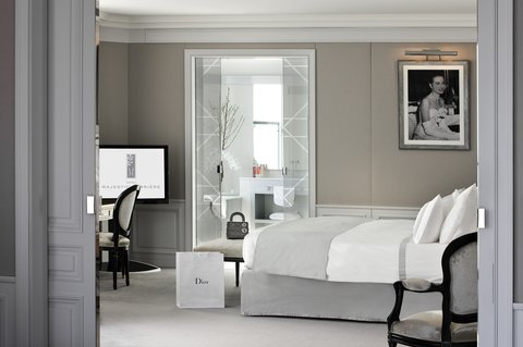Hotel Majestic Barriere - Suite Christian Dior
