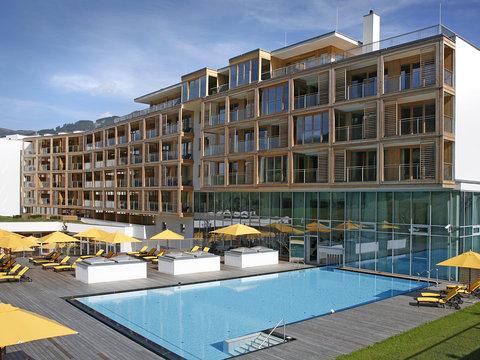 Kempinski Hotel Das Tirol - The Spa Pool