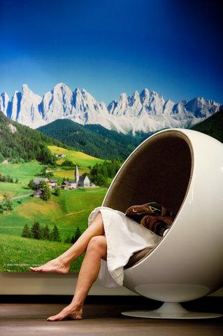 Kempinski Hotel Das Tirol - Kempinski The Spa Alpine Aroma Room