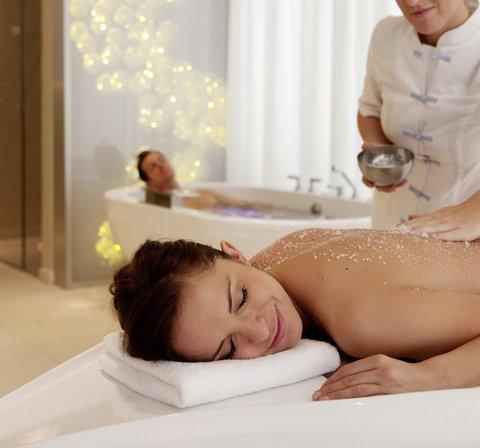 Kempinski Hotel Das Tirol - The Spa - Crystal Spa Suite