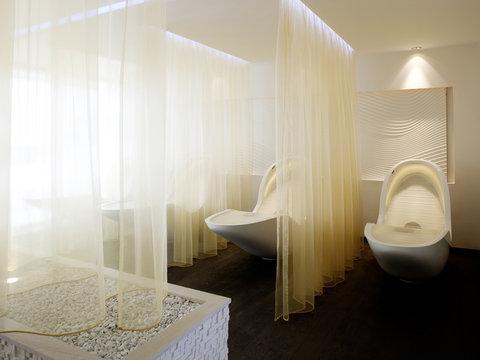 Kempinski Hotel Das Tirol - Four Senses Loungers