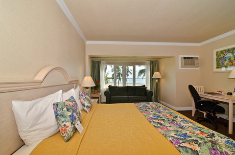 BEST WESTERN Key Ambassador Resort Inn - King Room Harbor View