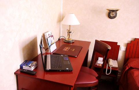 最佳西方莱斯旅行者酒店 - Standard Room