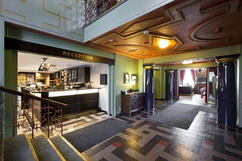 Solo Sokos Hotel Tammer Lobby