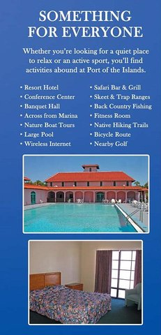 Port Of Island Hotel - Brochure