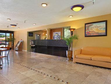 Santa Cruz Beach Inn - Lobby