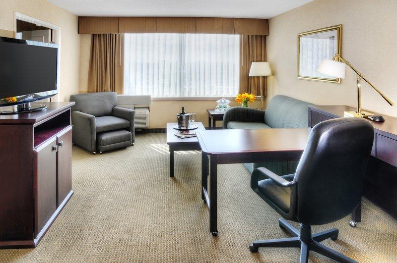 Radisson Suite Hotel Toronto Airport Konferenční sál