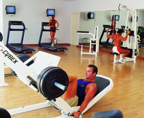 艾爾薩拉姆沙姆沙伊赫詩克酒店 - Fitness