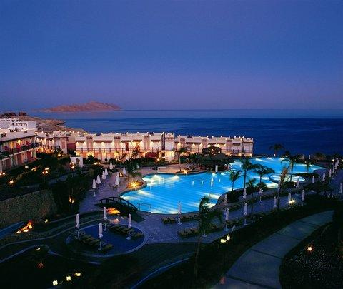 艾爾薩拉姆沙姆沙伊赫詩克酒店 - Panoramic View By Night
