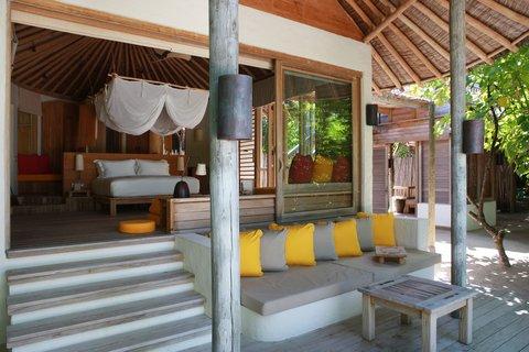 Six Senses Laamu - Beach Villa