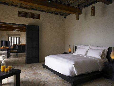 Six Senses Zighy Bay - Private Reserve Bedroom