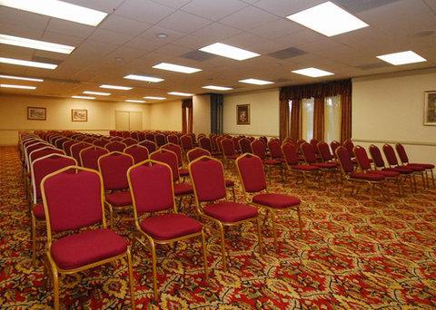 Quality Inn Columbia - Meeting Room  OpenTravel Alliance - Meeting room
