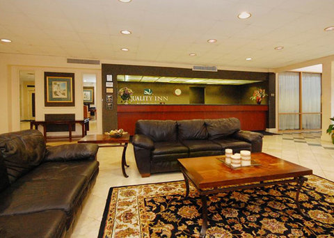 Quality Inn Columbia - Lobby  OpenTravel Alliance - Lobby view