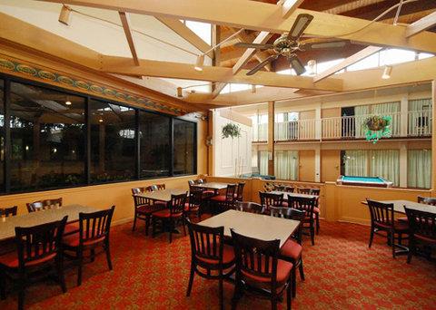 Quality Inn Columbia - Interior  OpenTravel Alliance - Lobby view