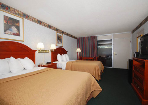Quality Inn Columbia - Guest Room  OpenTravel Alliance - Guest room