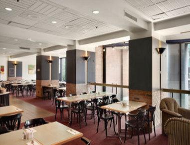 Hotel Travelodge Montreal Centre 餐饮设施