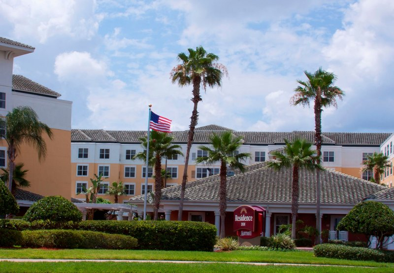 Residence Inn Orlando-Lake Buena Vista North Set udefra