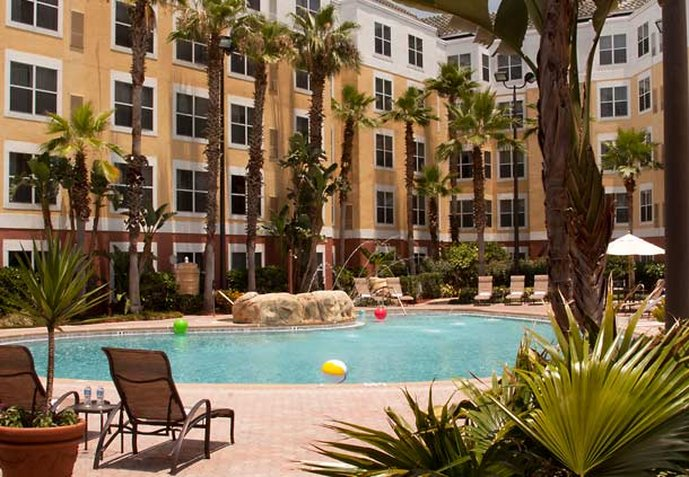Residence Inn Orlando-Lake Buena Vista North Fitness-klub