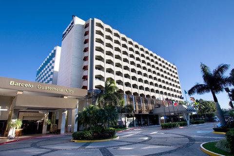 巴塞罗危地马拉城市酒店 - Front View