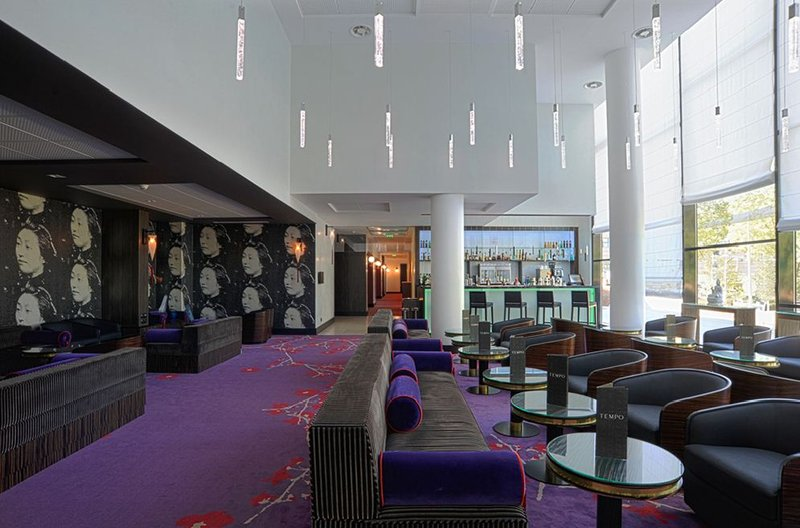 Crowne Plaza Montpellier Corum Bar/Lounge