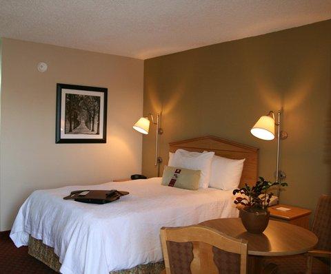 Hampton Inn Columbus - Hampton Bed