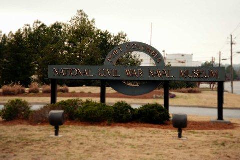 Hampton Inn Columbus - Civil War Museum